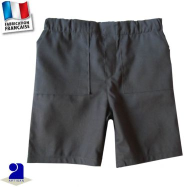 Bermuda 2 poches 1 mois-10 ans Made in France