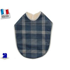 http://bambinweb.eu/5094-10875-thickbox/grand-bavoir-fille-impermeable-carreaux-bleus-et-blancs.jpg