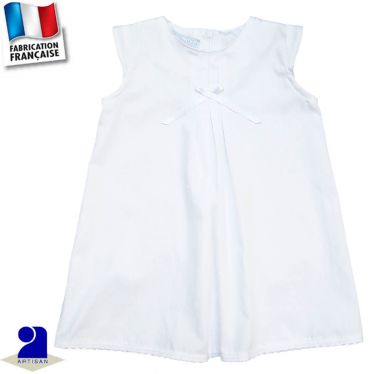 Robe à plis 0 mois-10 ans Made in France