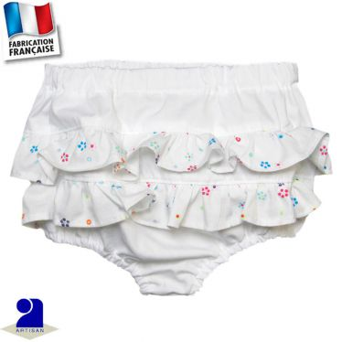 Bloomer volanté Made in France