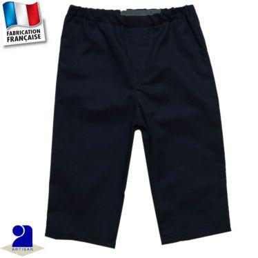 Pantalon uni 0 mois-10 ans Made In France