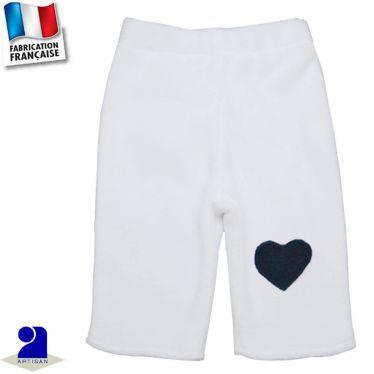 Pantalon 0 mois-10 ans Made in France