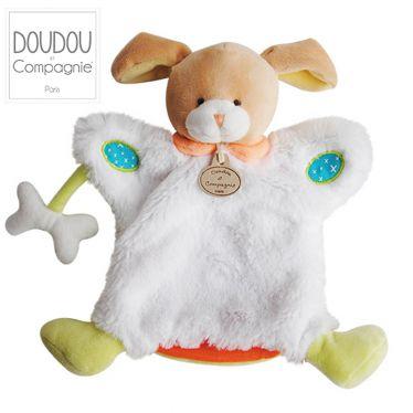 Marionnette Choupi Doudou chien