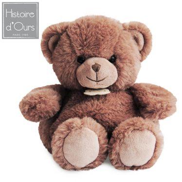 Peluche ours Boulidoux 25 cm