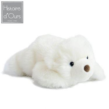 Peluche ours des neiges, collection Signature 50 cm