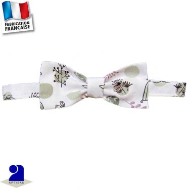 Noeud papillon imprimé Made in France