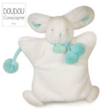 Marionnette lapin Pompon