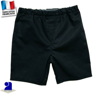 Bermuda uni 0 mois-10 ans Made in France
