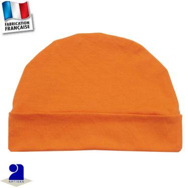 Bonnet fin avec revers Made in France