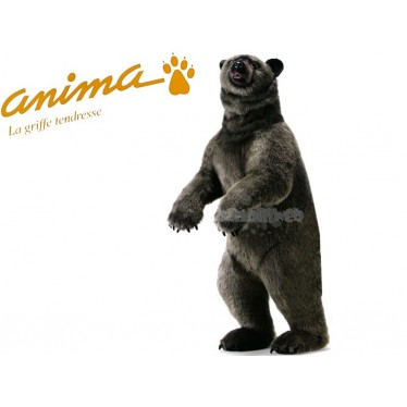 Peluche Grizzly 190 cm