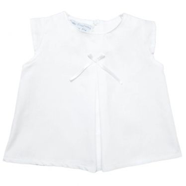 Blouse pli creux 0 mois-2 ans Made in France