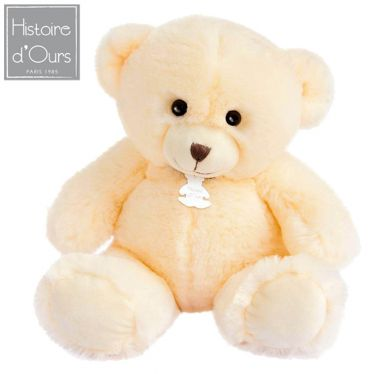 Peluche Ours Bellydou 30 cm