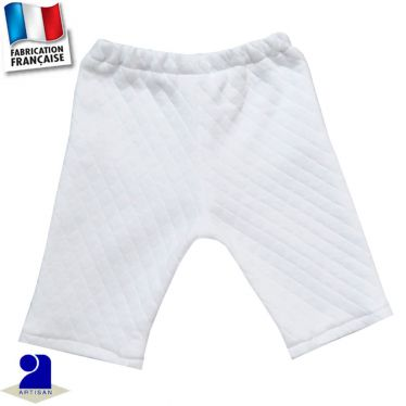 Pantalon petits losanges Made in France