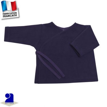 Gilet brassière attaches liens Made in France