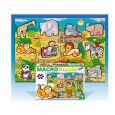 Puzzle animaux Zoo 24 pièces