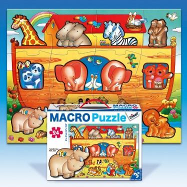 Puzzle Arche de Noé 24 pièces